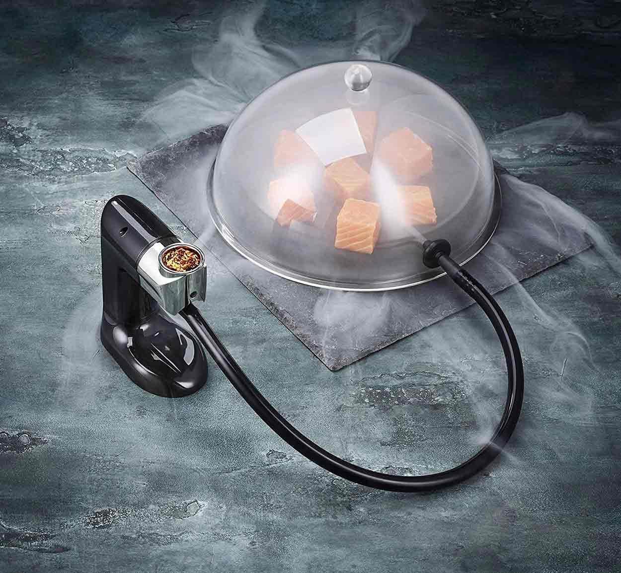 Räucher-Gerät Gastronoma 18310001 Smoker gun Räucherpistole – Bild 2