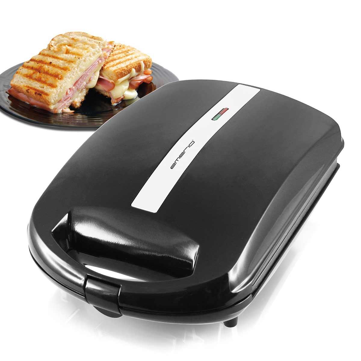 Großer XXL-Sandwich-Toaster Emerio ST-111153 für 4 Toast-Scheiben – Bild 2