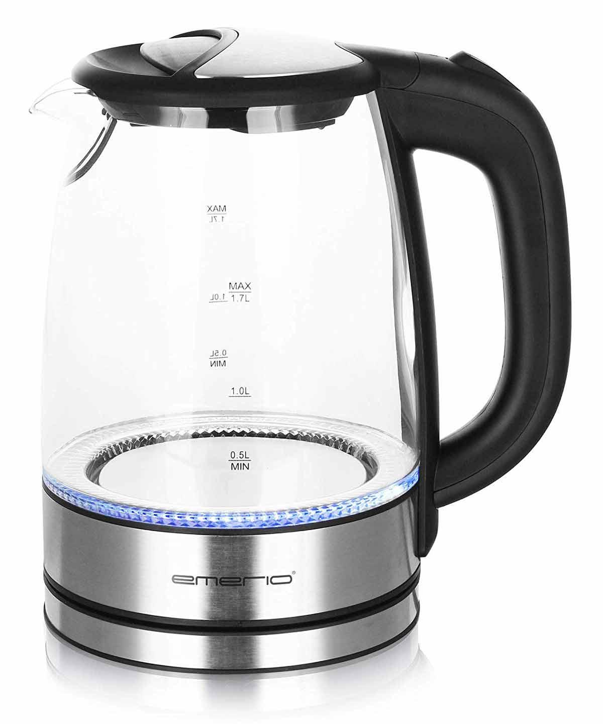 Emerio WK-119988 Glas-Wasserkocher 1,7 Liter – Bild 4