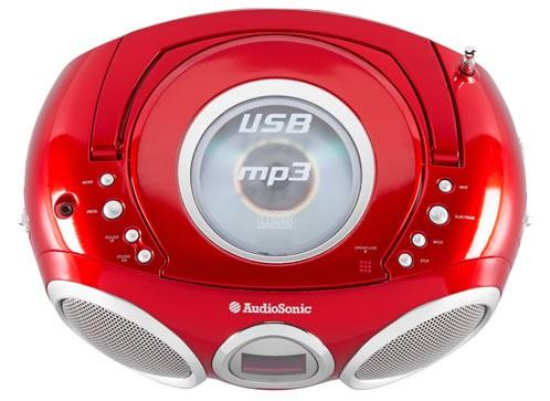 Stereoradio mit CD/MP3 Player AudioSonic CD-570 – Bild 3
