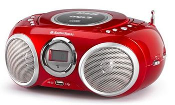 Stereoradio mit CD/MP3 Player AudioSonic CD-570 – Bild 1