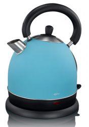 British Style Wasserkocher blau Exido 12130058 – Bild 1