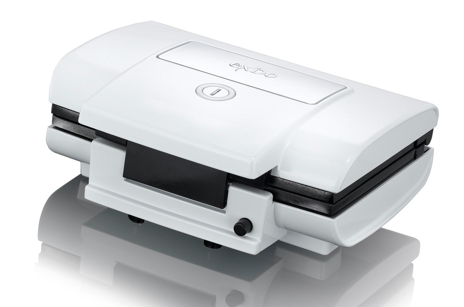 Design Multi-Toaster Sandwich, Grill und Waffel Exido 12240006 – Bild 2