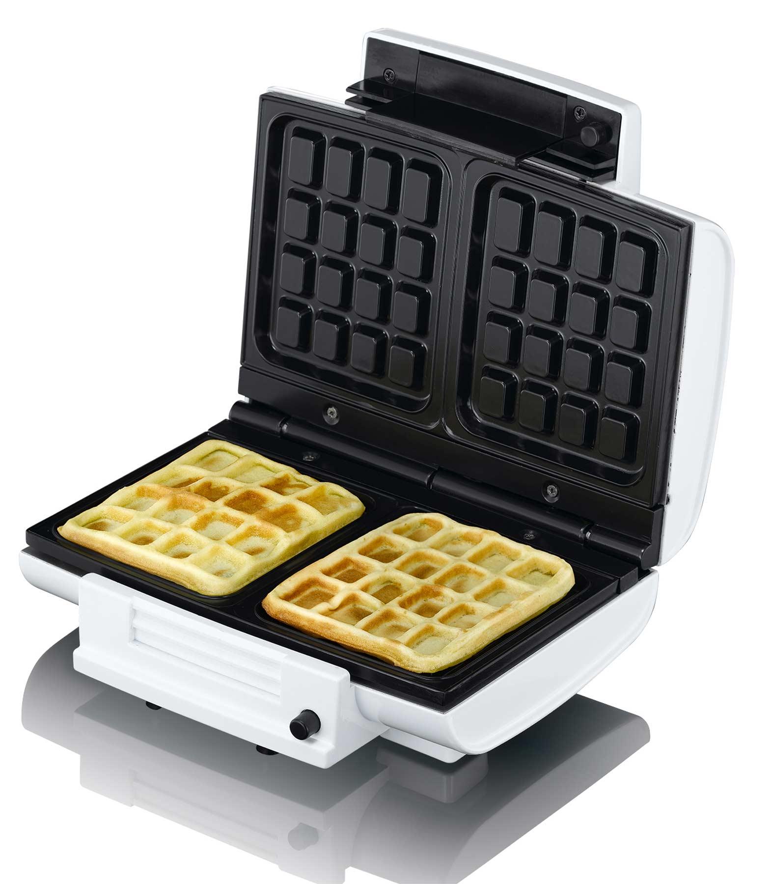 Design Multi-Toaster Sandwich, Grill und Waffel Exido 12240006 – Bild 3