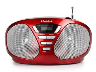 Stereoradio mit CD Player AudioSonic CD-1568 – Bild 2