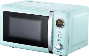 Classico Mikrowelle Retro Design Melissa 16330110 hellblau – Bild 2