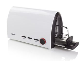Design Toaster Princess 142331 weiß Tunnel-Toaster