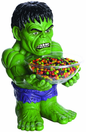 Hulk Candy Bowl Holder
