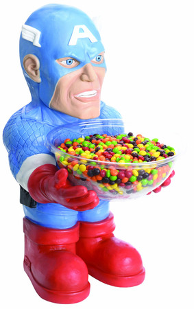 Captain America Candy Bowl Holder