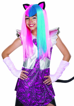 Catty Noir Boo York Wig - Child