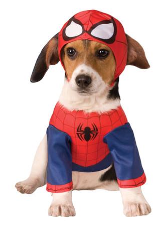 Spider-Man Hundekostüm