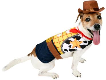 Woody Hundekostüm