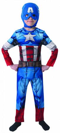 Captain America Avengers Assemble Classic - Child
