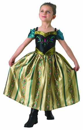 Anna Frozen Coronation Dress - Child