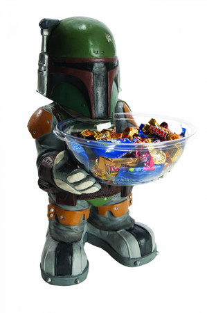 Boba Fett Candy Bowl Holder