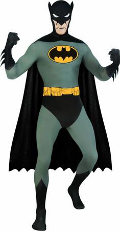 2nd Skin Batman - Adult