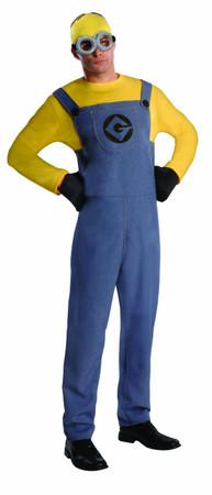 Minion Dave Dress - Adult