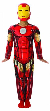 Iron Man Avengers Assemble Deluxe - Child