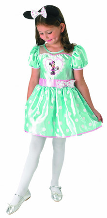 Minnie Mouse Mint Cupcake - Child