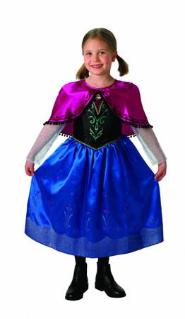 Anna Deluxe Frozen - Kinderkostüm