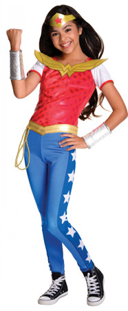 Wonder Woman DC Super Hero Girls Deluxe - Child