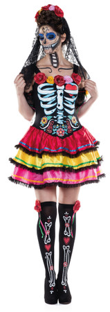Day of the Dead Seniora