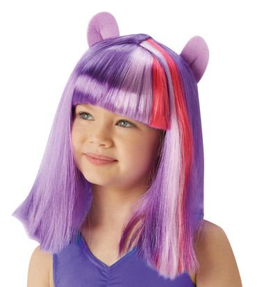 MLP Twilight Sparkle Wig - Child