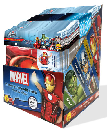 Marvel Party Pack Boys - Child