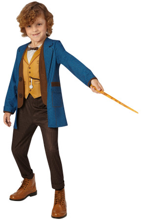 Newt Scamander Fantastic Beasts Deluxe - Child