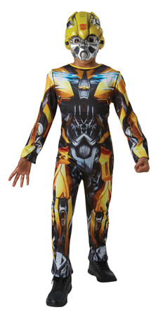 Bumblebee Transformers 5 Classic - Child LS