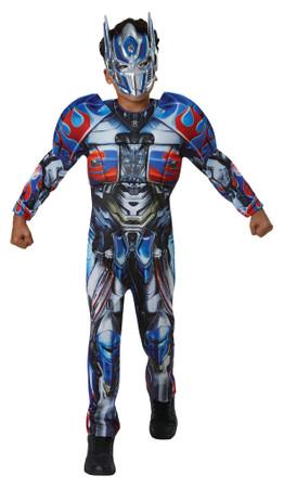 Optimus Prime Transformers 5 Deluxe - Child
