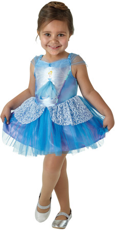 Ballerina Cinderella Toddler