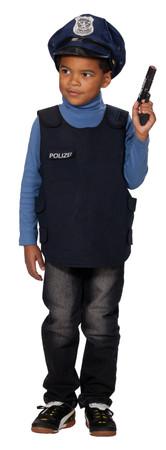 Polizei-Weste