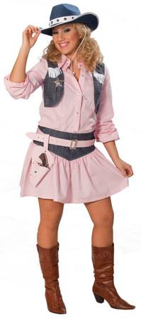Cowgirl rosa