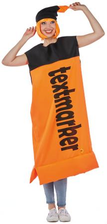 Textmarker orange Unisex