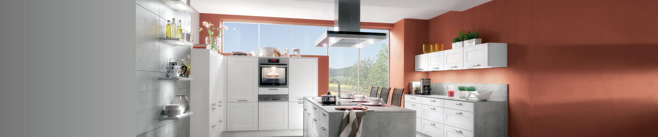Küchen & Hausgeräte modern - preiswert- energiesparend