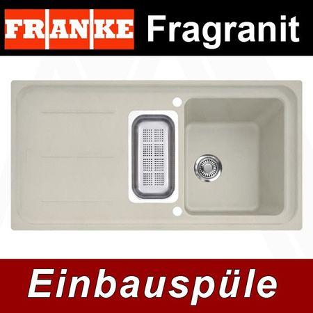Franke Küchen-Spüle Impact IMG 651 (114.0177.630) - Fragranit Sahara – Bild 1