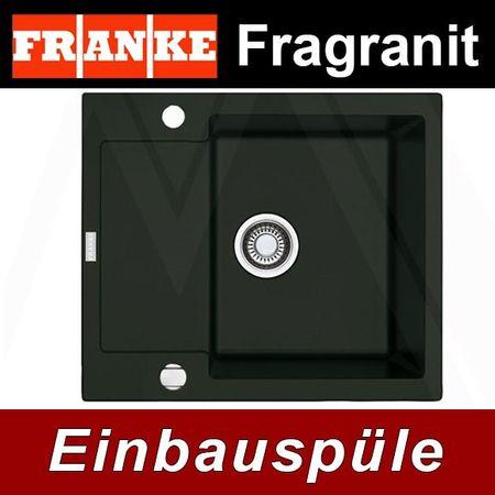 Franke Küchen-Spüle Maris MRG 611-62 (114.0253.322) - Fragranit Onyx – Bild 7