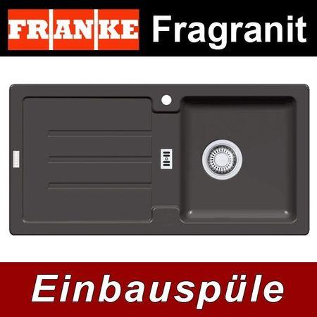 Franke Küchen-Spüle STG 614 (114.0259.825) - Fragranit Graphit – Bild 1