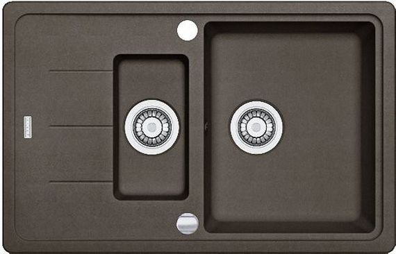 Franke Küchen-Spüle Basis BFG 651-78 (114.0301.951) - Fragranit Cashmere