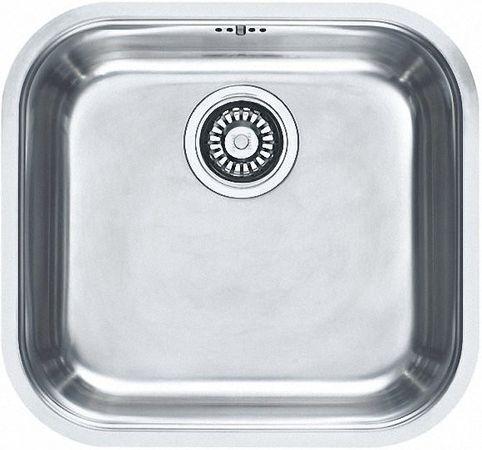 Franke Küchen-Spüle Planar QAX 210-F (127.0010.932) - Edelstahl  – Bild 2