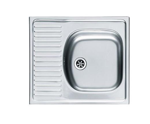 Franke Küchen-Spüle Eurostar ETN 611-58 (101.0262.834) - Edelstahl  – Bild 1