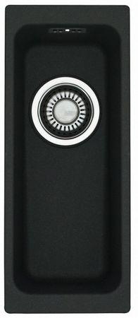 Franke Küchen-Spüle Kubus KBG 110-16 (125.0176.638) - Fragranit Onyx