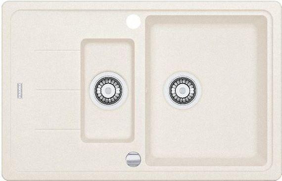 Franke Küchen-Spüle Basis BFG 651-78 (114.0301.372) - Fragranit Magnolia