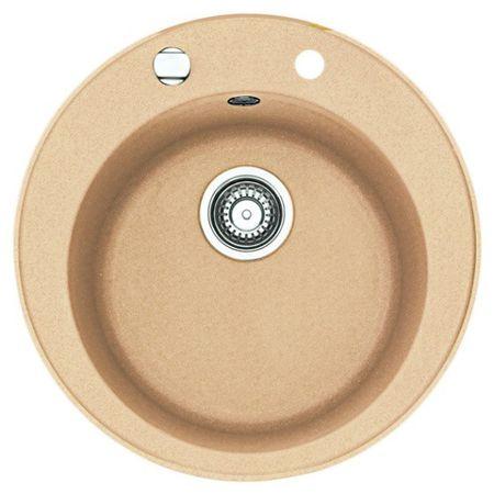 Franke Küchen-Spüle Pamira ROG 610-41 (114.0009.541) - Fragranit Sahara – Bild 1