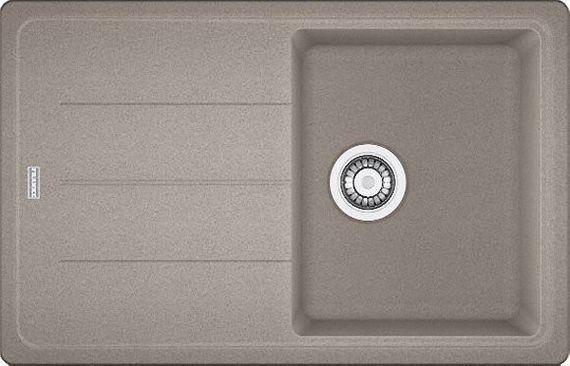 Franke Küchen-Spüle Basis BFG 611 (114.0301.907) - Fragranit Cashmere