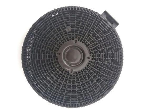 Aktivkohlefilter Kohlefilter für diverse Dunstabzugshauben von Teka, Küppersbusch, Smeg, Electrolux - 19cm rund