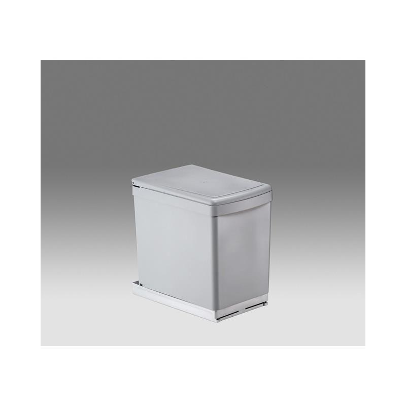 WESCO Einbau- Abfallsammler Traditionline 16 L Mülleimer Küche Mülltrennung