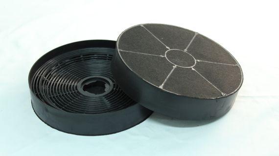 Kohlefilter 2 Stk. für PKM CF110 Filter F60.2 SS F70.2 SS F90.2 SS F70.2 BL