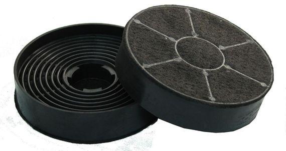 2 Stück Kohlefilter für S2 Baumatic Aktivkohlefilter